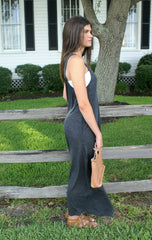 V Neck Wide Leg Jumpsuit