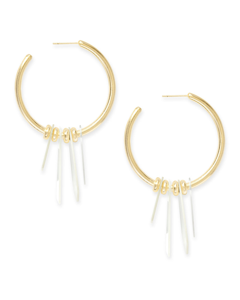Kendra Scott Gaby Statement Earrings- Available in 2 colors