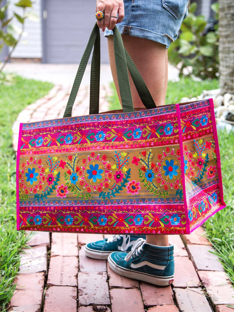 Carryall Tote - Available in 3 Patterns