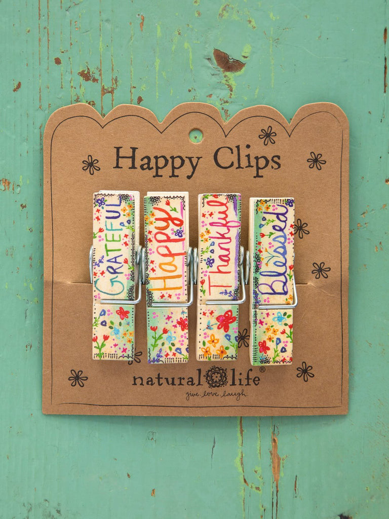 Happy Clips - Thankful & Grateful