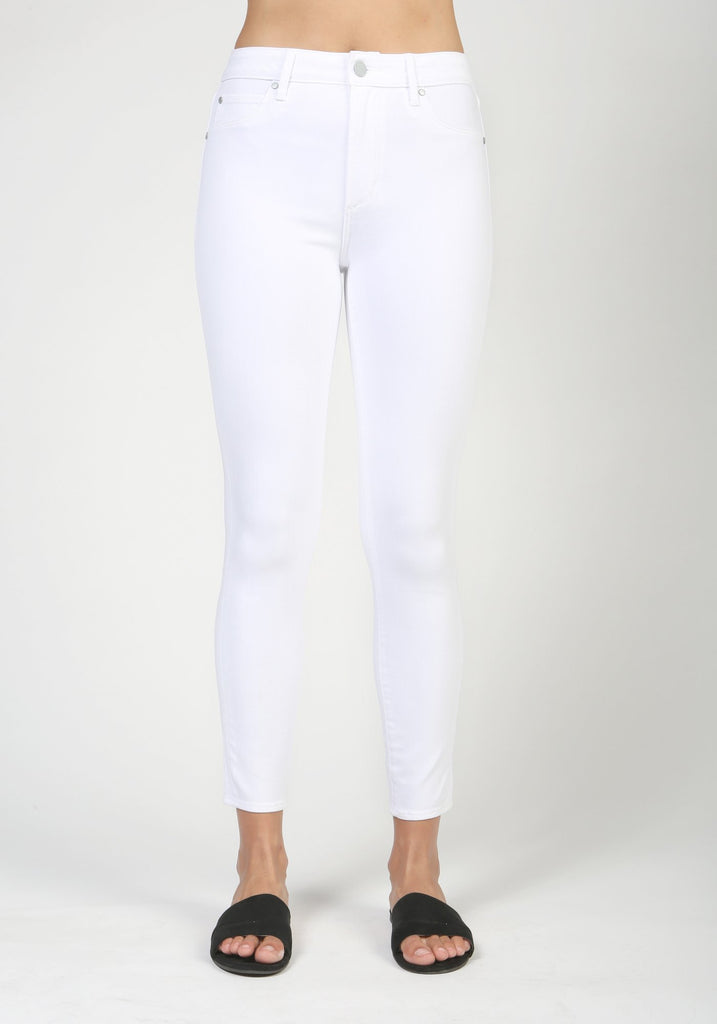 Articles of Society Heather Desire Crop High Rise Jean