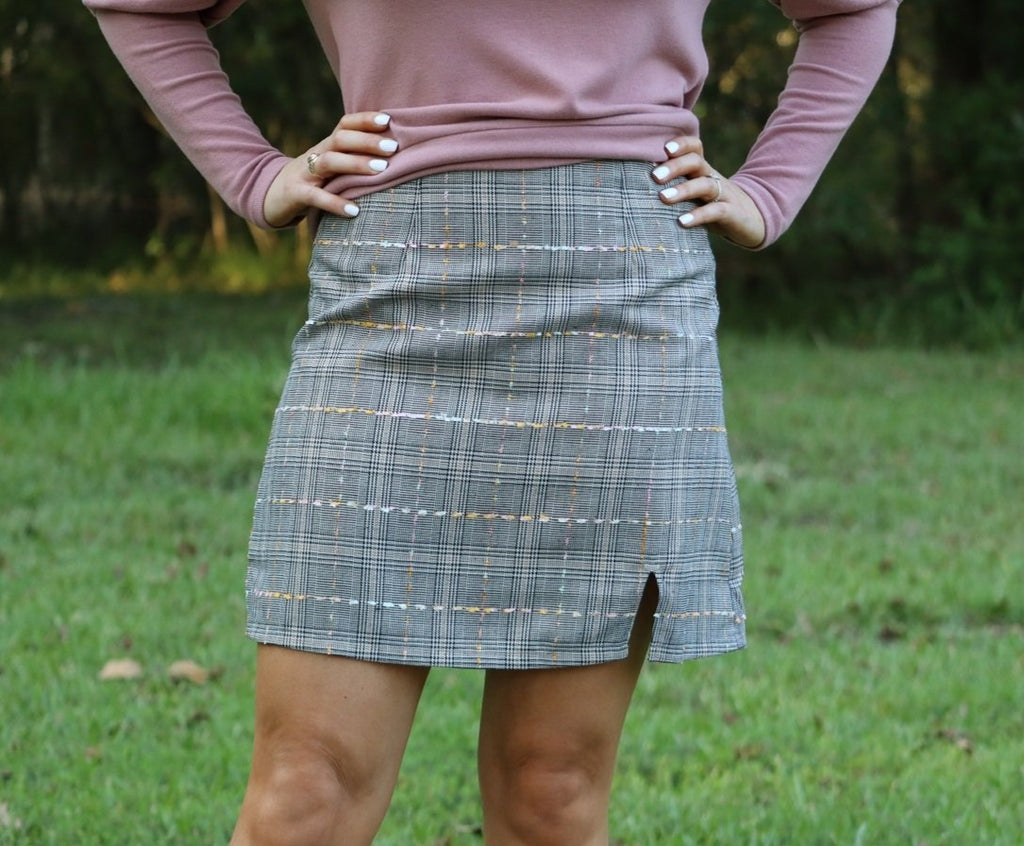 Mercury Rising Skirt