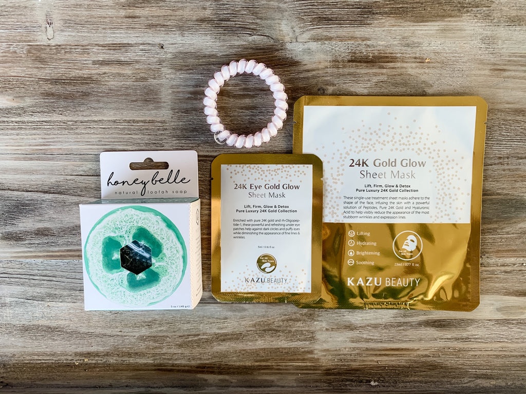 The Soothing Self Care Kit -3 Options Available