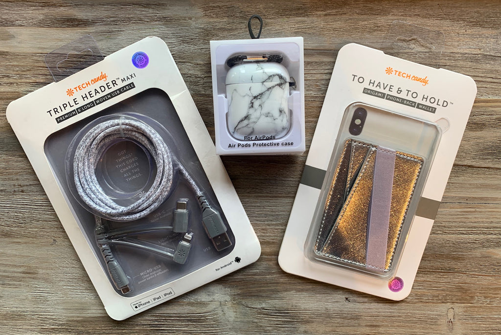 The Tech It Easy Happy Kit in Silver Mix