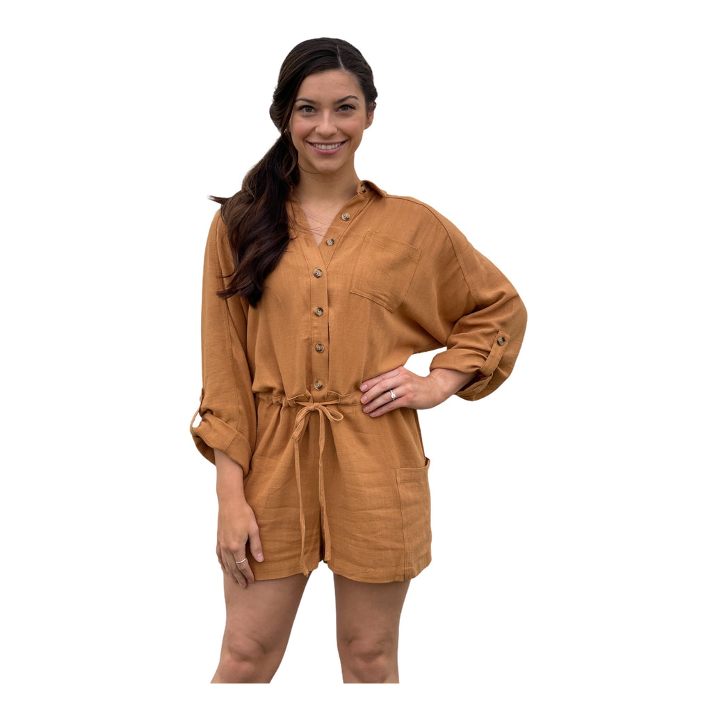 The Bindy Romper