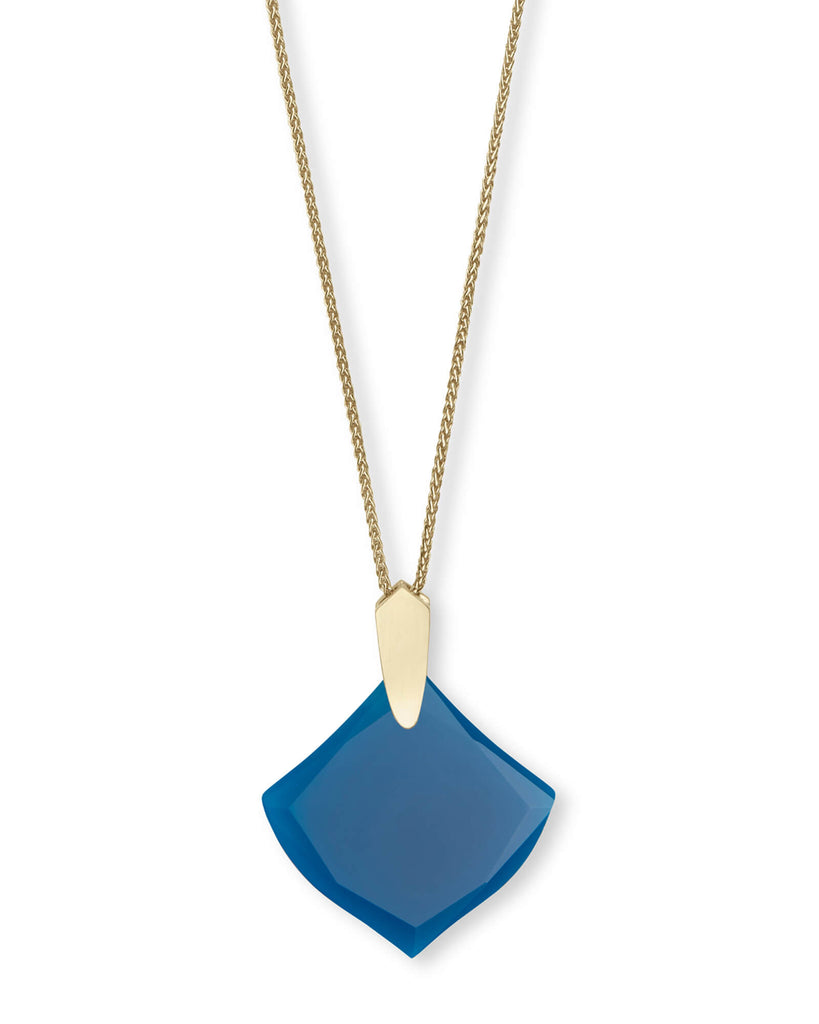 Kendra Scott Aislinn Long Pendant Necklace (6 colors available)