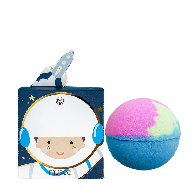 "Musee Astronaut Boxed Bath Balm ""You're Out Of This World"""