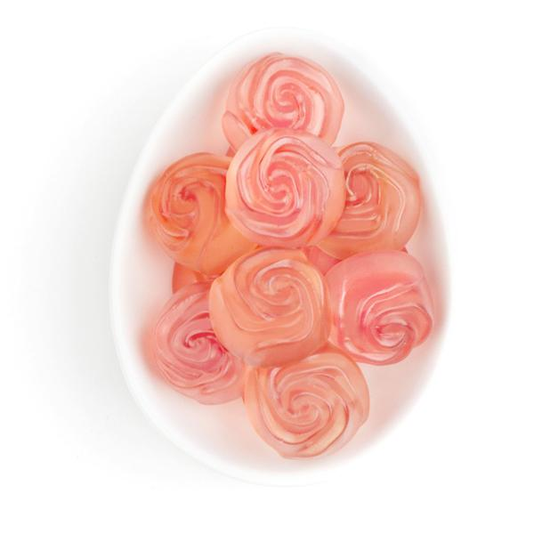 Sugarfina But First, Rose Large Cube