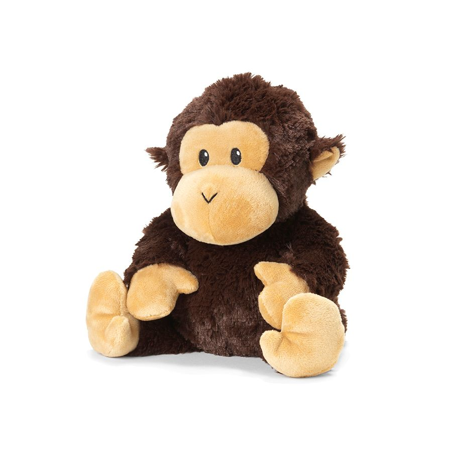 Warmies Cozy Plush Chimp