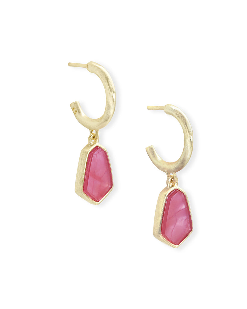Kendra Scott Clove Huggie Earring - Available in 3 Colors