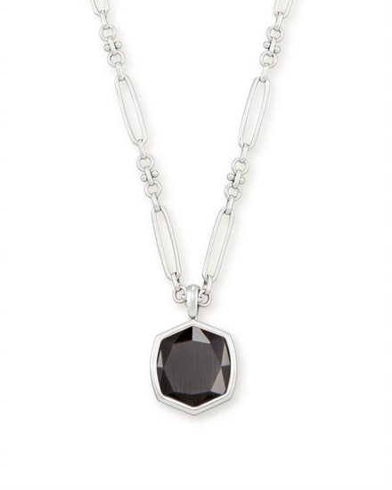 Kendra Scott Davis Short Pendant Necklace - Available in 5 Colors