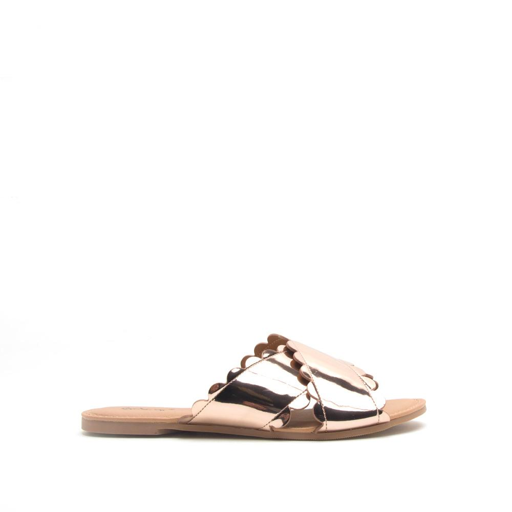 Archer Rose Gold Sandal