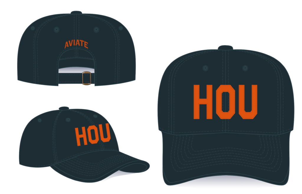 Houston Astros HOU Aviate Hat