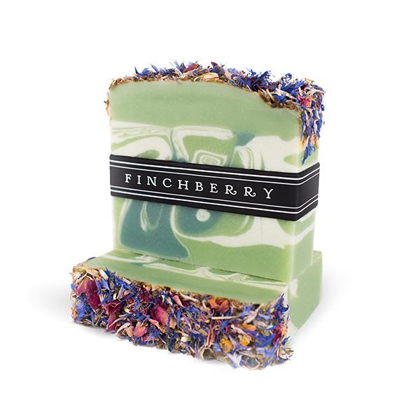 Finchberry Bar Soap - Mint Condition