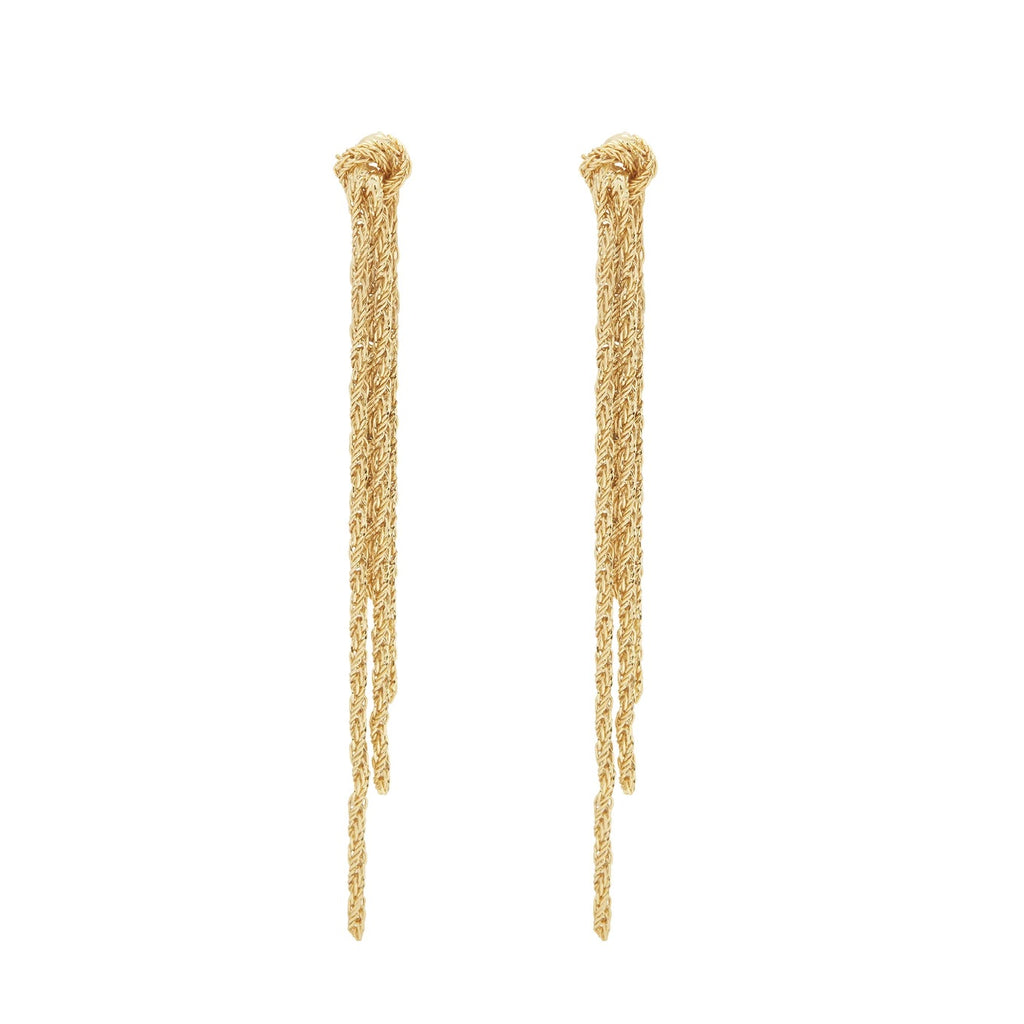 Fiore Knot Earrings