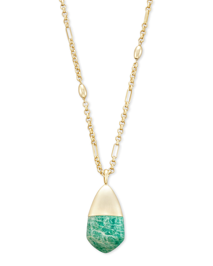 Kendra Scott Frieda Long Pendant Necklace - Available in 3 Colors