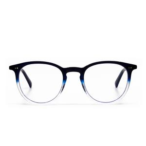 DIFF Eyewear Blue Light - Haze Navy Ombre