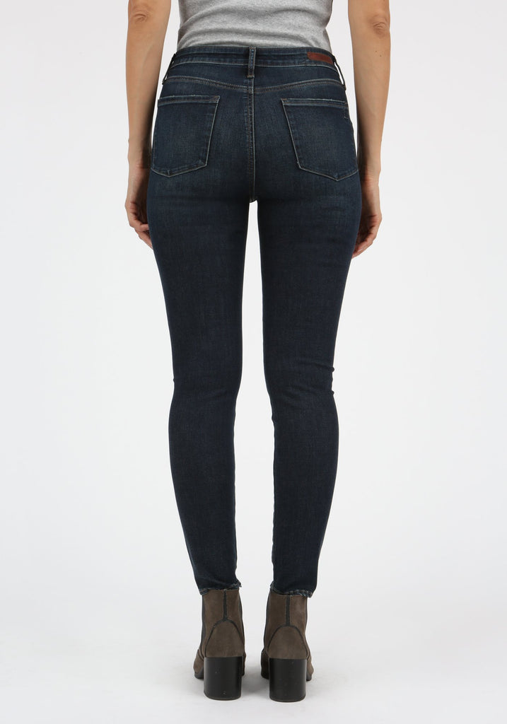 Articles of Society Heather Hemmed Jean in Concord