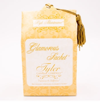Tyler Candle Co Glam Sachet High Maintenance