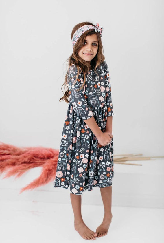 Mila & Rose Into The Woods Twirl Dress