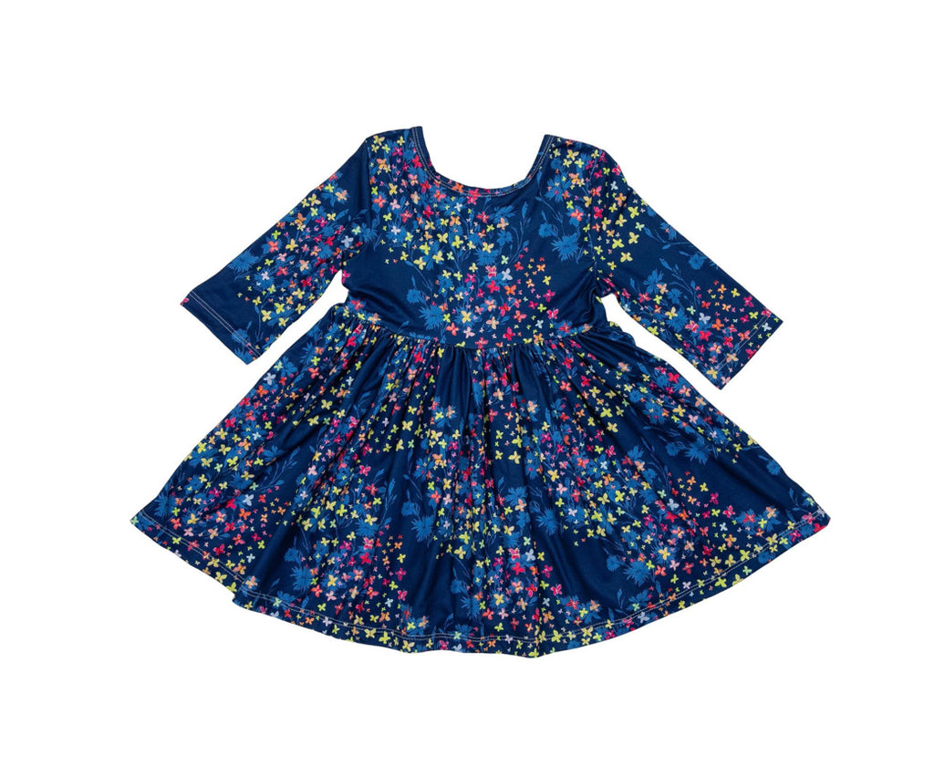 Mila & Rose Flutterby Twirl Dress