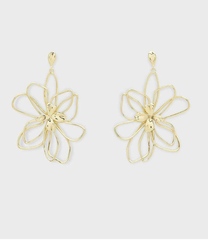 Gorjana Aven Earrings Gold