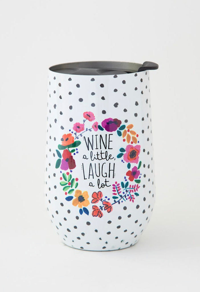 Natural Life Wine A Little Wine Tumbler