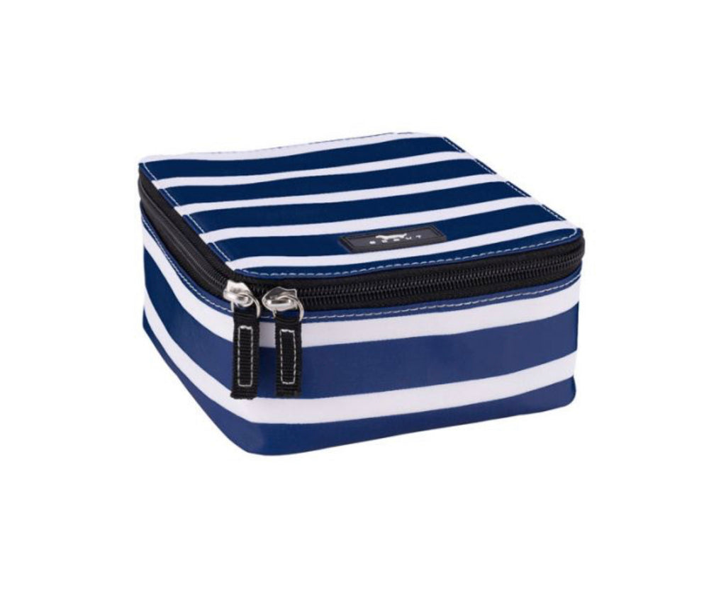 "Scout Bags ""Nantucket Navy"" Hidden Gem Jewelry Case"