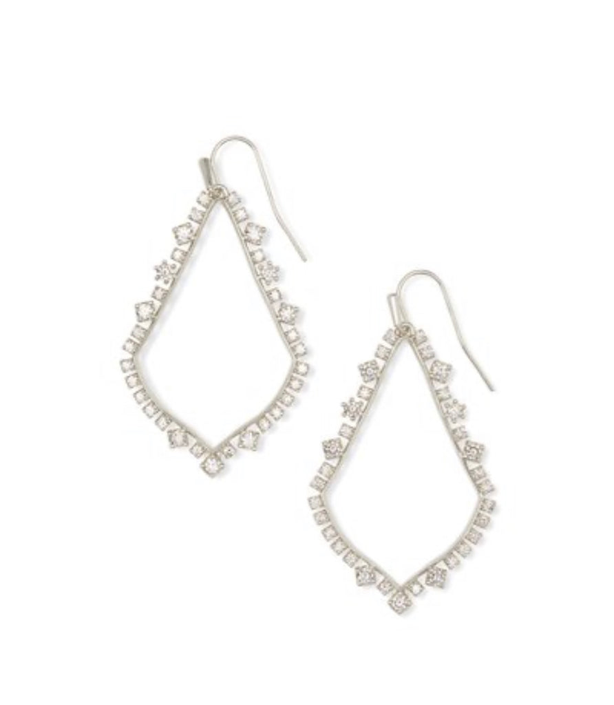 Kendra Scott Sophee Crystal Drop Earring - Available in 3 Colors