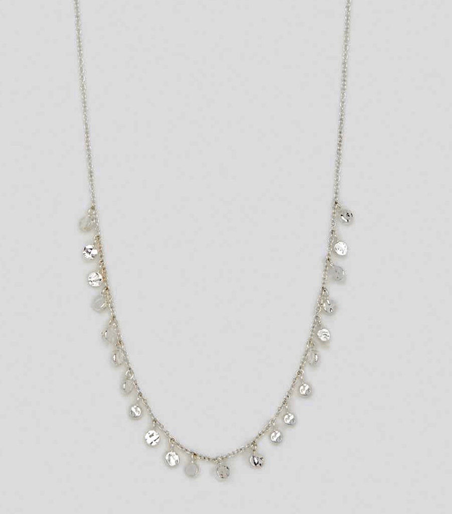 Gorjana Chloe Mini Necklace- Silver