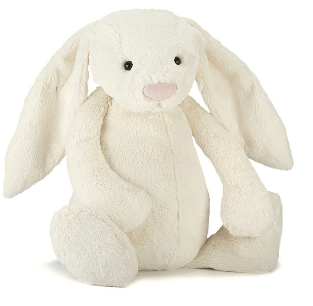 Jellycat Bashful Cream Bunny -Small