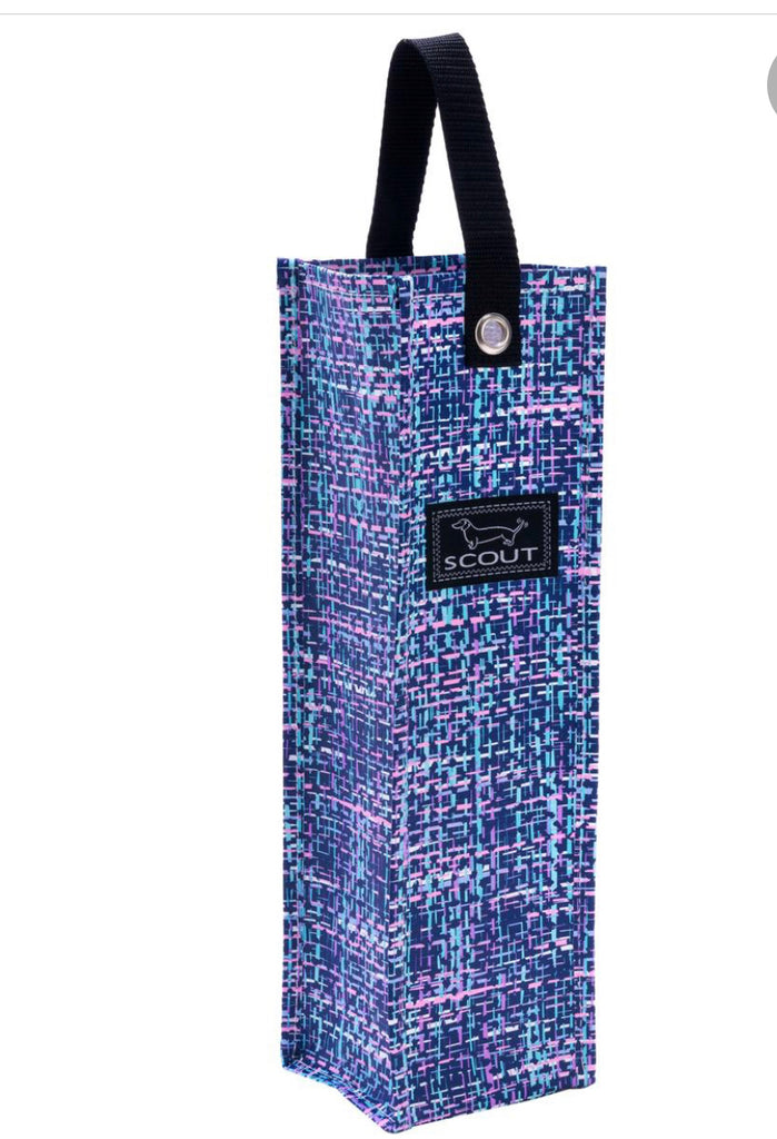 Scout Bags Spirit Lifta Wine Bag - Tweedy Bird