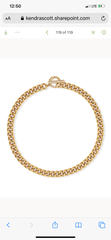 Kendra Scott Whitley Chain Necklace - Available in 3 Colors