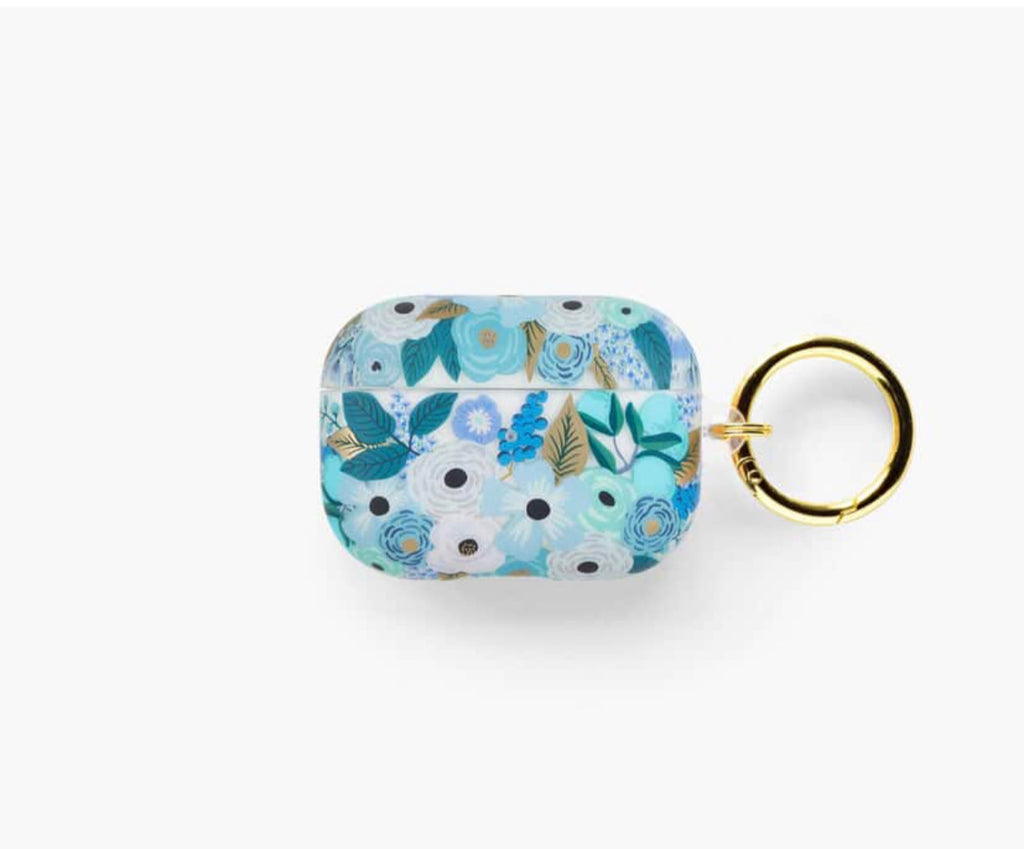 Rifle Paper Co. Garden Party Blue Airpod Pro Case