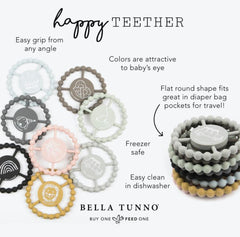 Bella Tunno Ostrich Teether