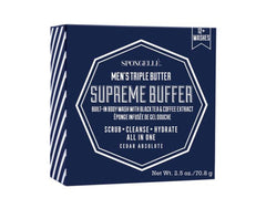 Men's Spongelle Supreme Buffer Blue 28+