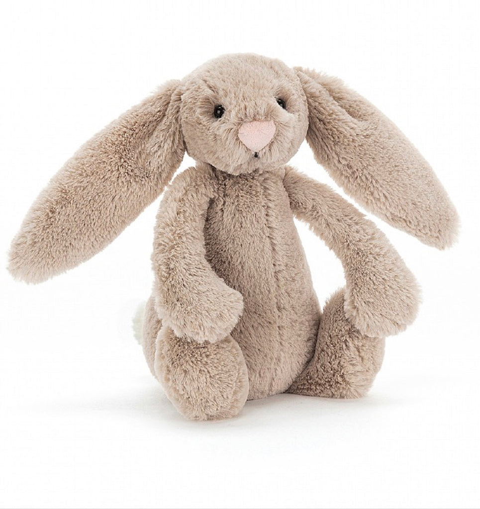 Jellycat Bashful Beige Bunny-Small
