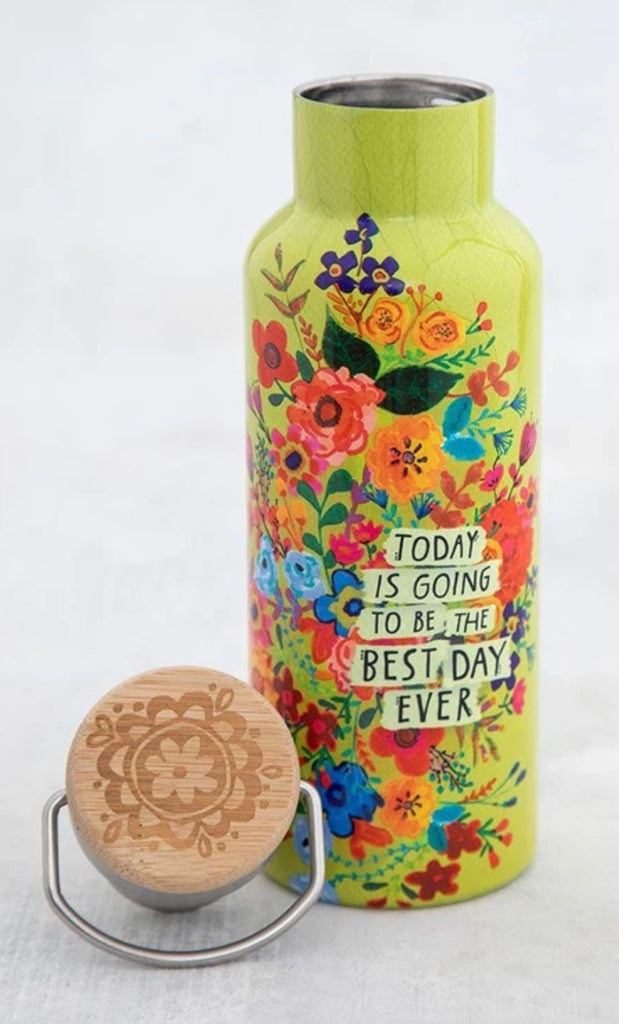 Natural Life Traveler Bottle-Today is Best