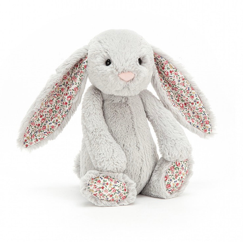 Jellycat Blossom Bunny- Silver
