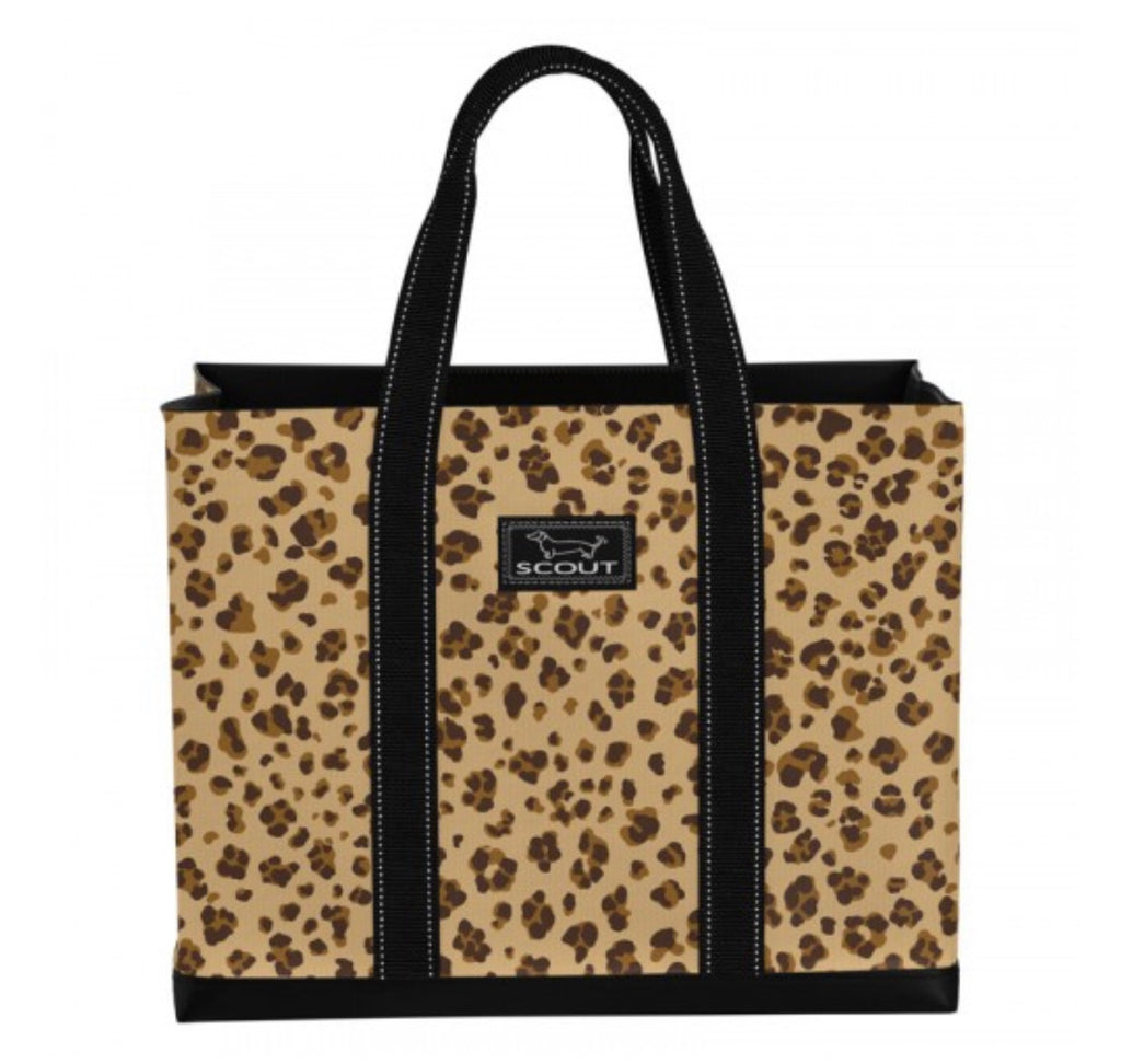 "Scout Bags ""Purr My Email"" Original Deano Tote Bag"