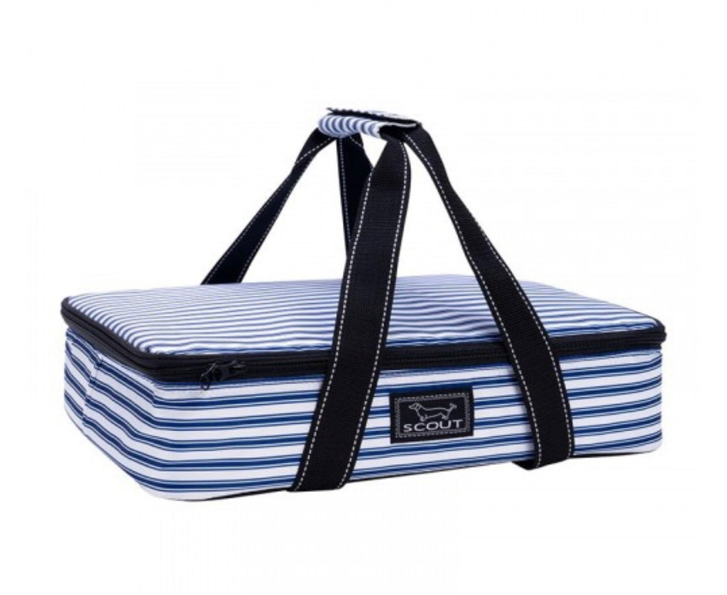 "Scout Bags ""Stripe Right"" Hot Date Casserole Server"