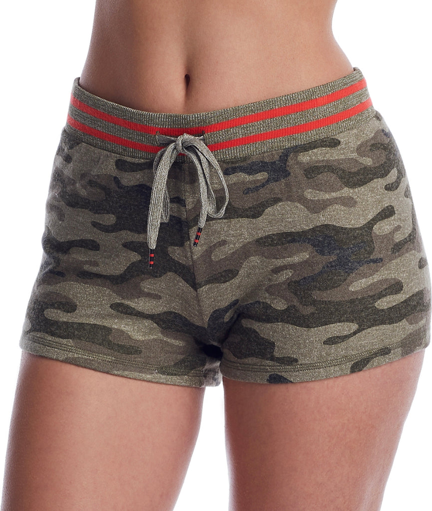 PJ Salvage Command Short in Olive