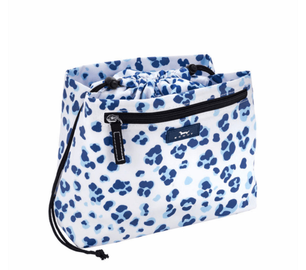 "Scout Bags ""Kitty Cent"" Glam Squad Makeup Bag"