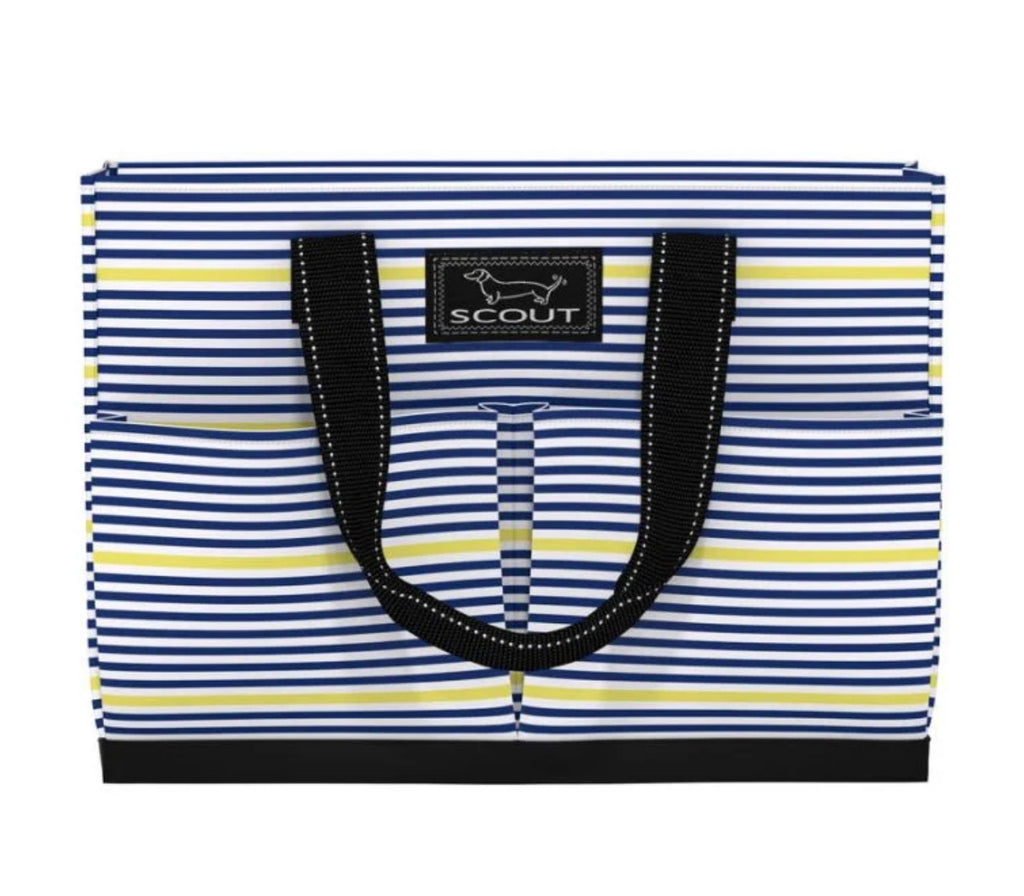 "Scout Bags ""Sun Rays"" Uptown Girl Pocket Tote Bag"