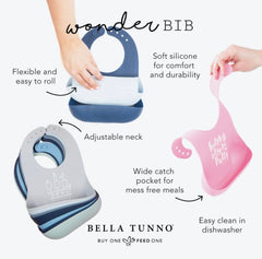 Bella Tunno Tiny Human Wonder Bib