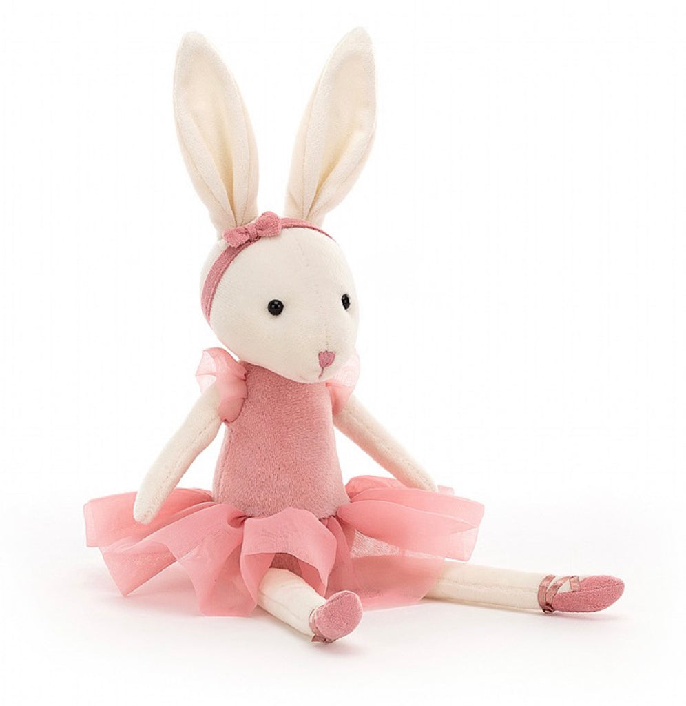 Jellycat Pirouette Bunny- Rose