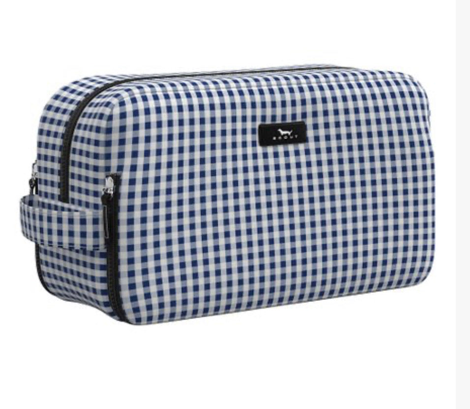 "Scout Bags ""Brooklyn Checkham"" Glamazon Makeup Bag"