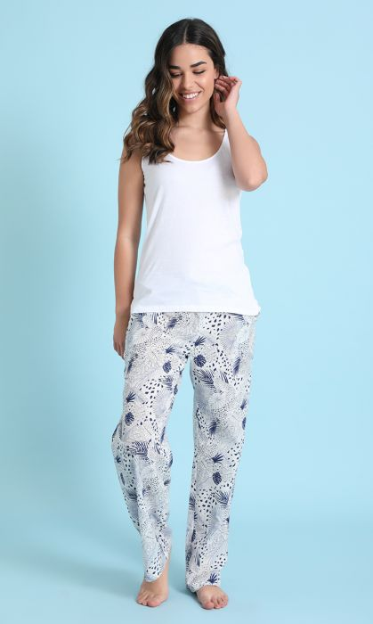 Jungle Cats PJ pants