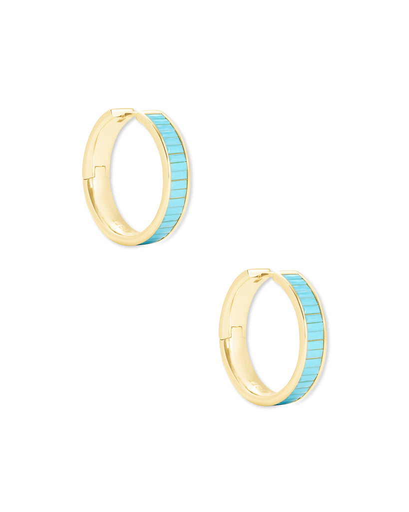 Kendra Scott Jack Hoop Earring - Available in 3 Colors