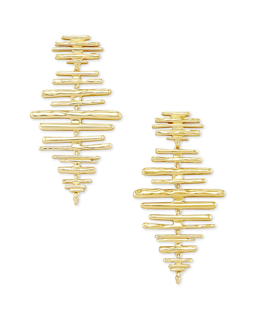 Kendra Scott Rylan Statement Earring - Available in 3 colors
